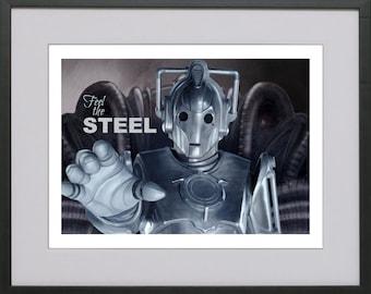 Feel the Steel - Cyberman