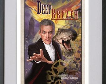 The Twelth Doctor - Deep Breath