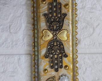 Mezuzah, Door Post Mezuzah, Jewish Gift, Jewish Mezuzah