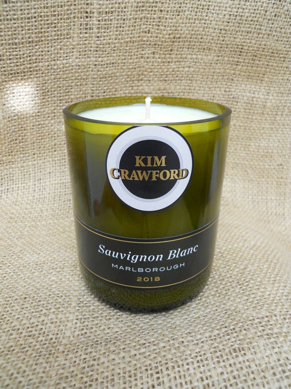 Bottled Up scented Candle Sauvingon Blanc