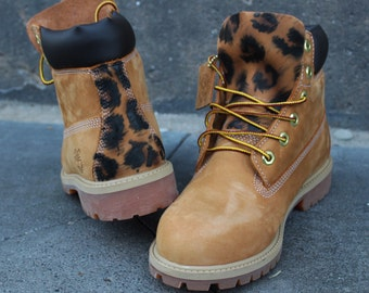 f0880f8a992ae4 Custom Timberland Boots Leo Style