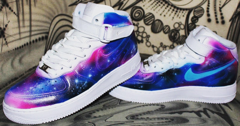 nike air force galaxy