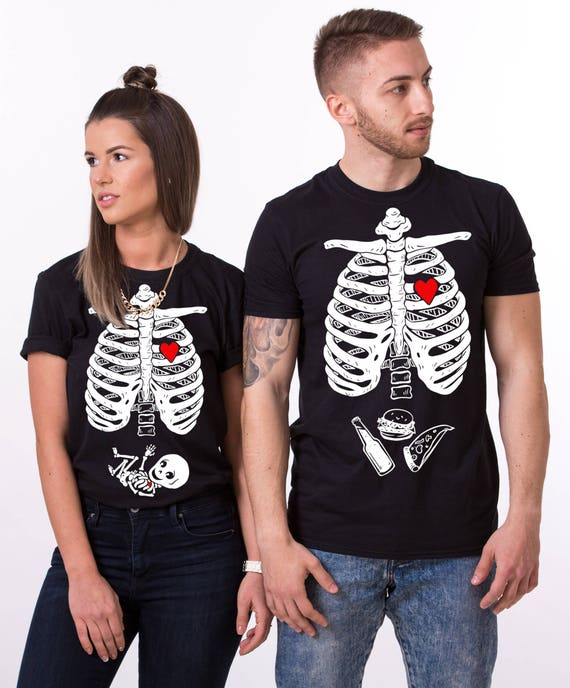 23c39fa4 Couple maternity shirts Maternity shirts for Couples | Etsy