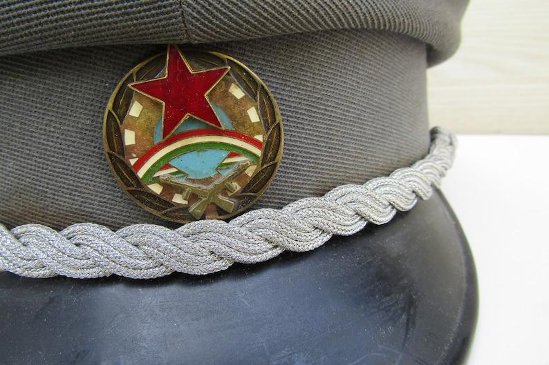 2a87306c7 Hungary soviet army cap, army cap, soviet cap, collector, retro, vintage,  army cap