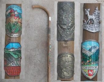 Walking cane, Walking stick, germany decor, germany walking cane, decor, home decor, wall decor, collector, gift, gift idea, retro 1950, 1