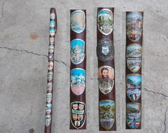 Walking cane, Walking stick, germany decor, germany walking cane, decor, home decor, wall decor, collector, gift, gift idea, retro 1950