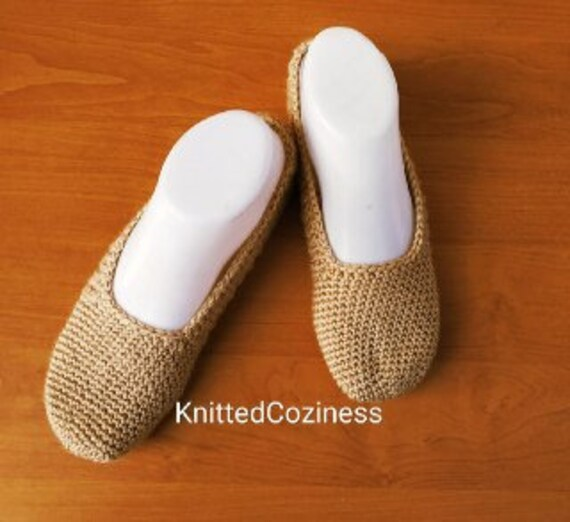 3e6a3d6790311b Women s Beige Shoes Slippers Warm Indoor Slippers Cozy