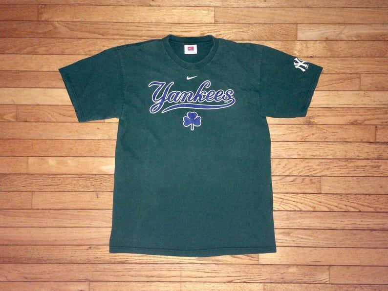 Yankees T-shirt NY Yankees Shirt Yankees St. Patrick s  68df754fe9a
