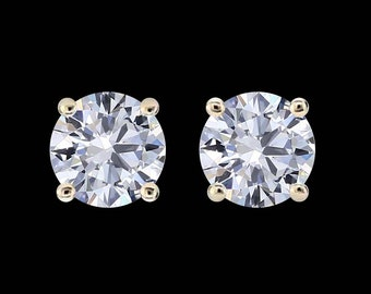 04690975b 1 total carat weight, F color, EX cut, SI2 clarity, GIA certified diamonds  in gold or platinum