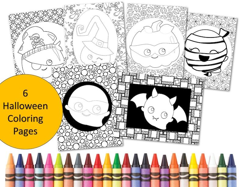 Halloween Coloring Pages Halloween Printable Screen Free Activities Preschool And Kindergarten Printable Coloring Adult Coloring