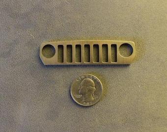 Jeep Patriot MK Grille Keychain