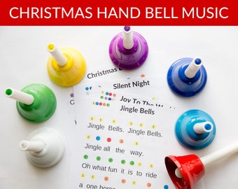 Christmas Hand Bell Music Book PDF