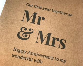 first year together etsy