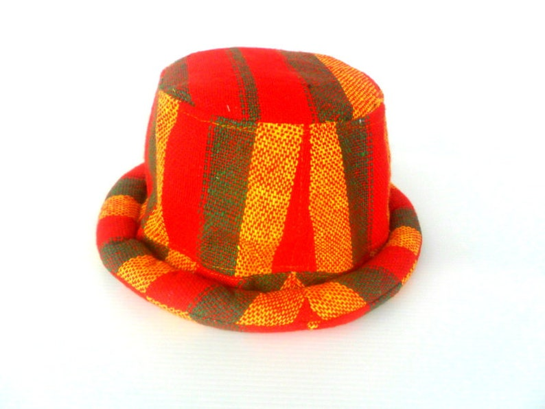 20f542605d1 Bucket Hat Boho Rasta Hat Hemp Hat Hippie Reggae Bucket hat