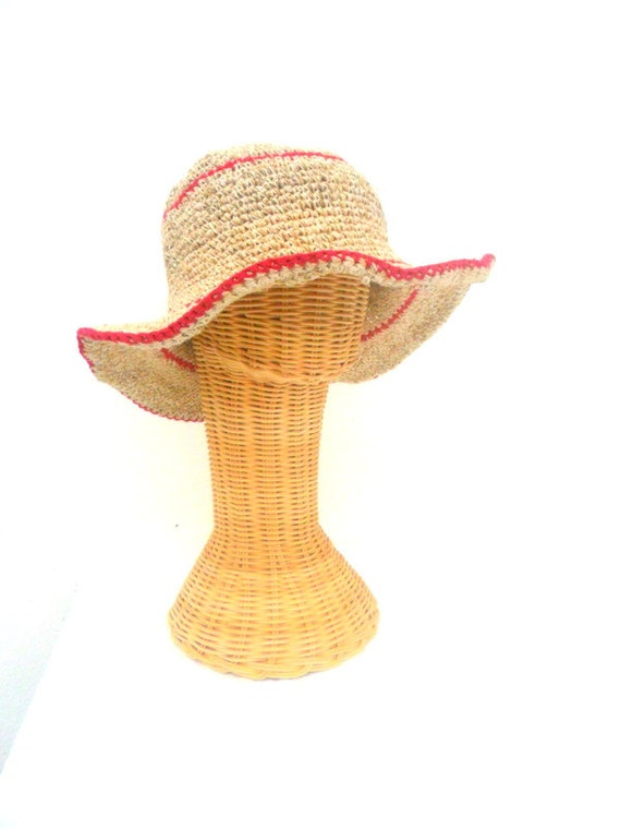 67afb50c5c5 Hemp Bucket Hat Bucket Hat Boho Hat Hemp Hat Hippie Bucket