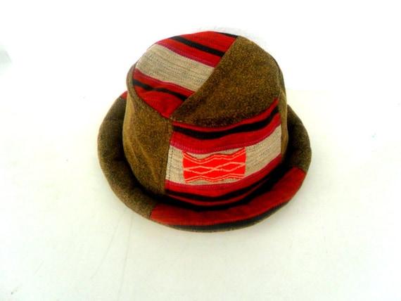 Bucket Hat Boho Hat Hippie Hat Hipster hat Bohemian hat Sun  450e3e851a2