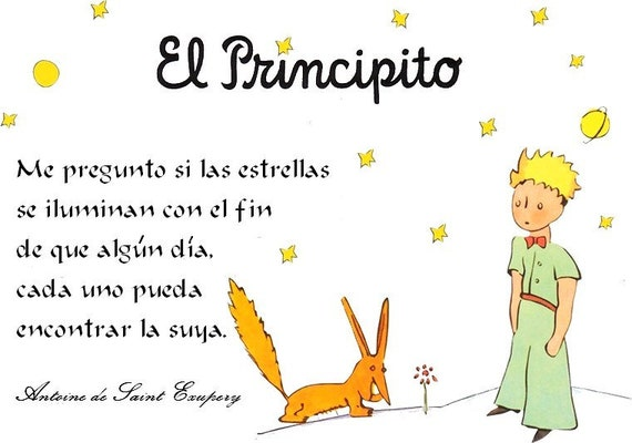 El Principito Der Kleine Prinz In Spanisch Personalisierte Holz Box Kasten Der Kleine Prinz Der Kleine Prinz Kasten Der Kleine Prinz Geschenk
