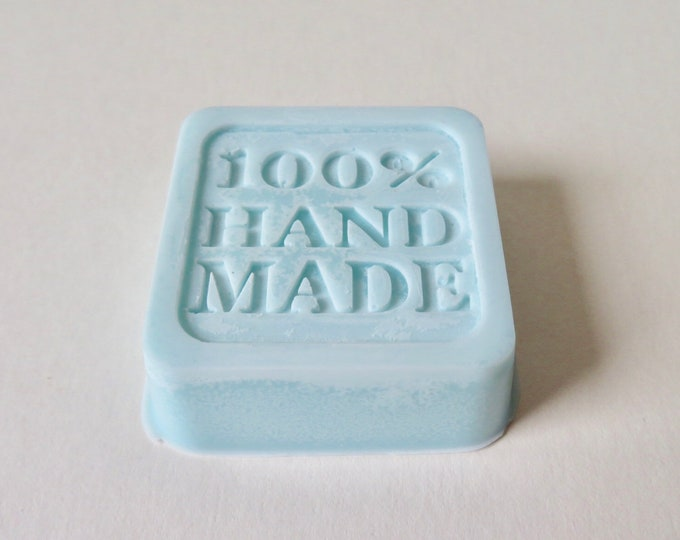 Sea Breeze scented wax melt block, 100% handmade