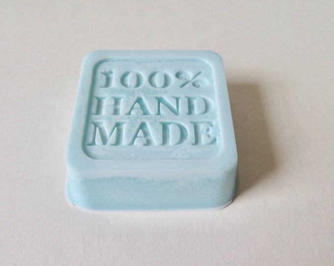 Bluebell scented wax melt block, 100% handmade