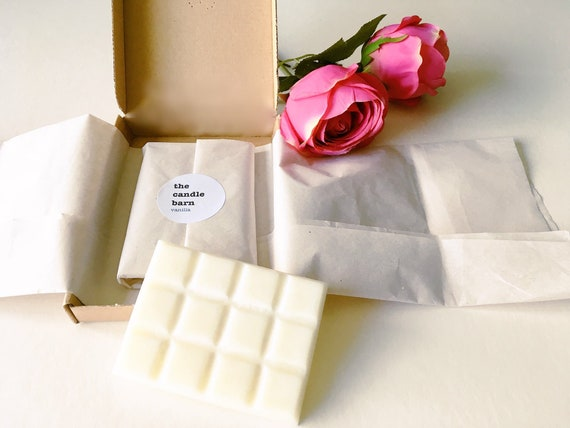 Scented Wax Melt Bar in a large range of scents