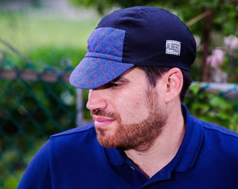 """Cycling cap """"Jeansy king"""" /Limited Edition/ 5 panel / 2e collection"""