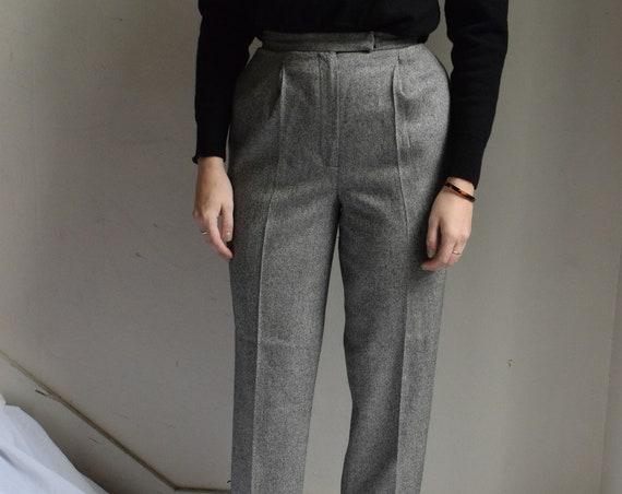 Vintage Ralph Lauren Pure Wool Dress Pants