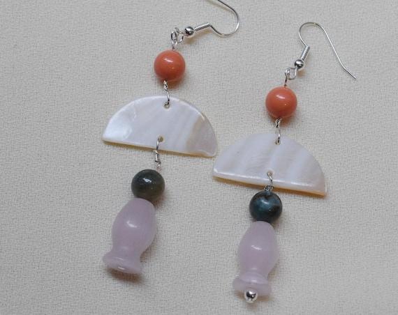 Hera Earrings.