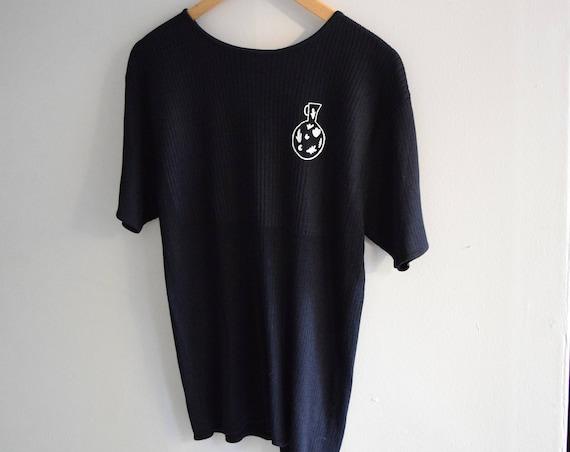 Silk/Cotton Daia Ribbed Knit