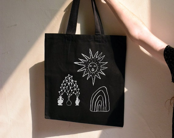 Sola Cotton Canvas Tote   |  Multiple Color Options