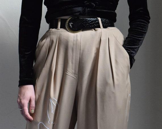 Meridian Woman Tan Trouser