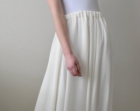 Handmade Eggshell Ballet Skirt