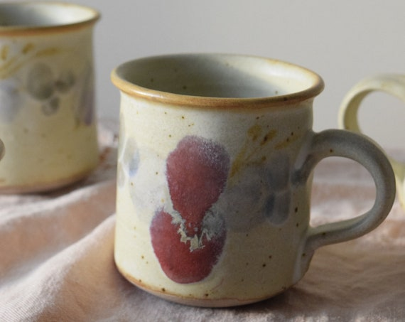Water-colour Stone Wear Coffee Cup