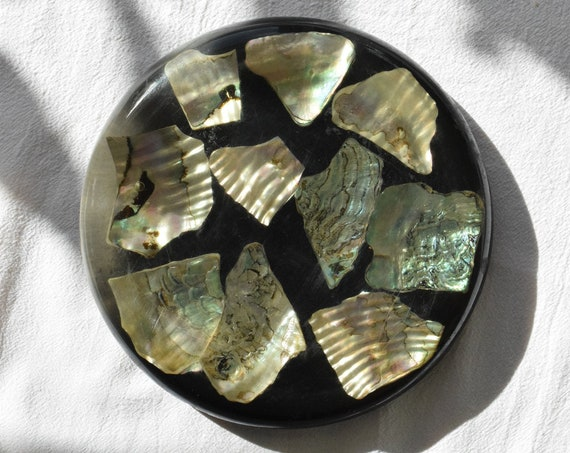 Abalone Shell Hot Plate