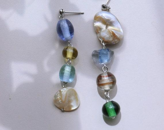 Hali Beaded Earrings