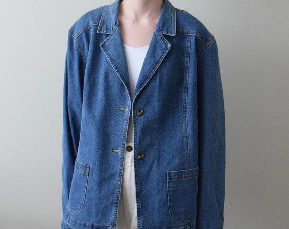 Denim Chore Jacket