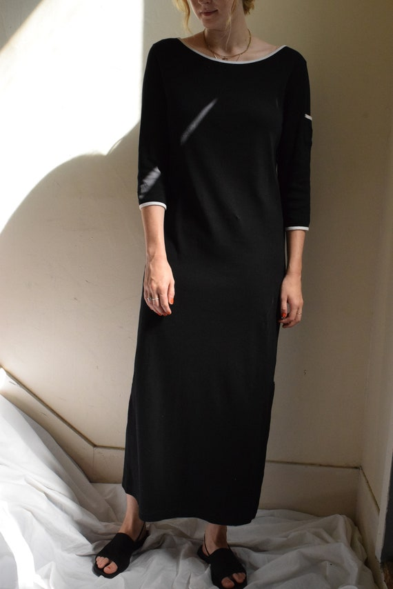 Ralph Lauren Knit Maxi Dress.