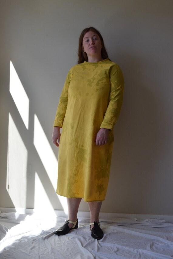 Tye Dye Cotton Dress