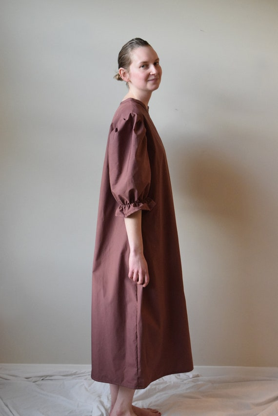 Bobbi Truffle Cotton Dress