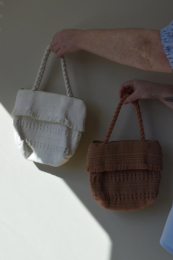 Nylon Woven Handbags