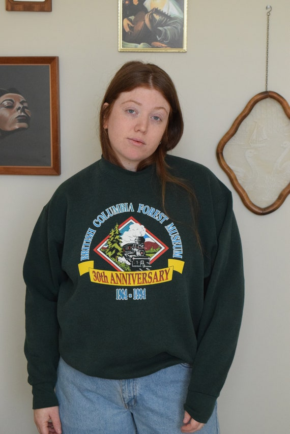 British Columbia Souvenir Sweatshirt