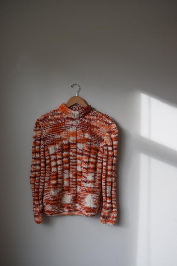 Italian Sorbet Wool Turtleneck