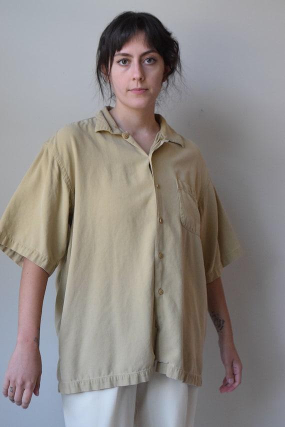 Sand Silk Short Sleeve