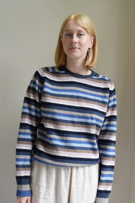 Striped Paul Smith Wool Pullover
