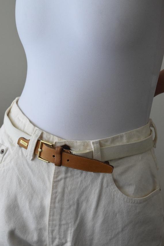 Pierre Cardin Stretch Belt