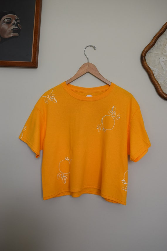 Rodie Gold Jersey Tee