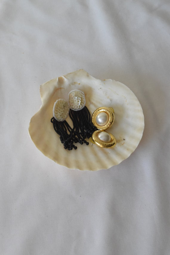 Sea Shell Jewelry Dish