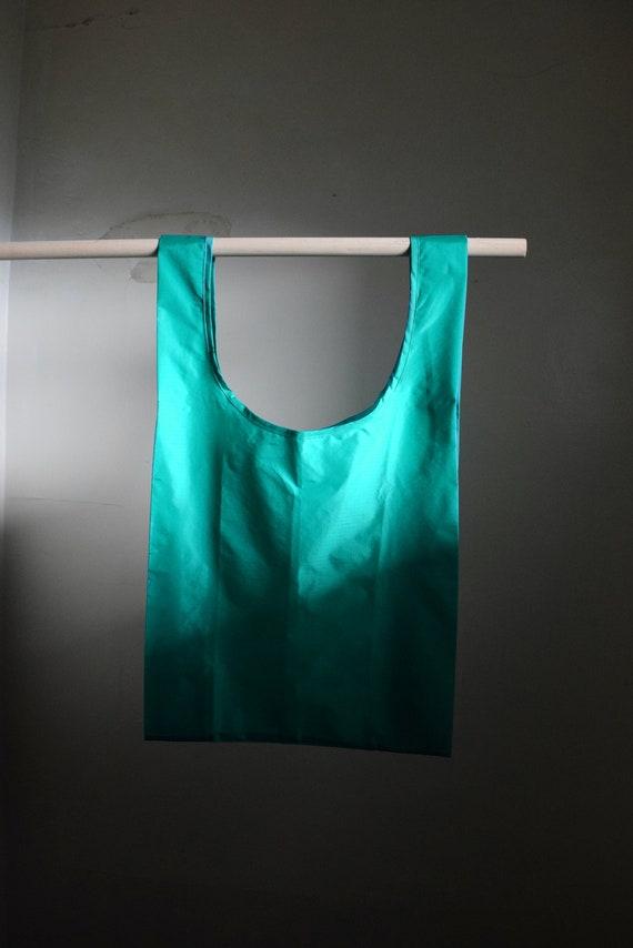 Baggu Reusable Tote  |  Jade