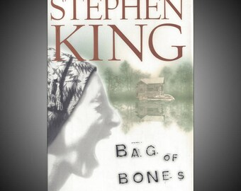 Bag of Bones by Stephen King 1998 Hardcover First Edition