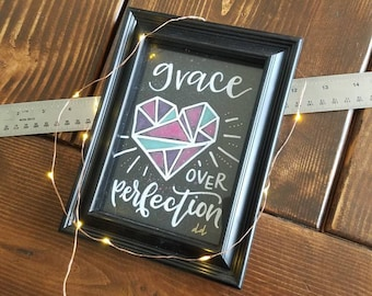 Grace Over Perfection