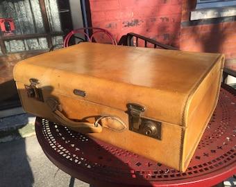 VTG Hartmann Pullman Wooden Travel Box